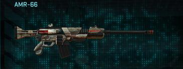 Desert scrub v2 battle rifle amr-66