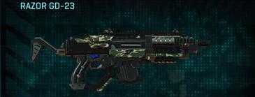 Scrub forest carbine razor gd-23