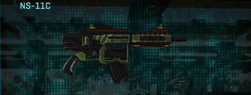 Amerish leaf carbine ns-11c