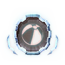 Icon directives badges silver summer 128