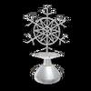 Snowflake Hood Ornament TR