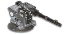 Spear Phalanx Turret