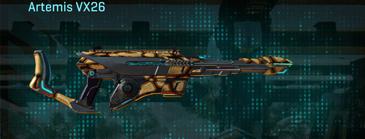 Giraffe scout rifle artemis vx26