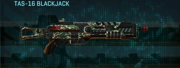 Scrub forest shotgun tas-16 blackjack