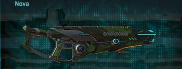 Amerish leaf shotgun nova