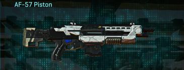 Esamir snow shotgun af-57 piston