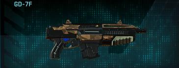 Indar plateau carbine gd-7f