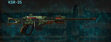 Amerish forest sniper rifle ksr-35