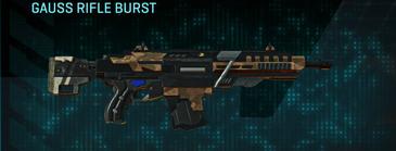 Indar plateau assault rifle gauss rifle burst