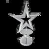 Star Hood Ornament