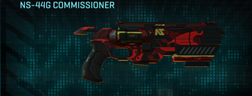 Tr alpha squad pistol ns-44g commissioner