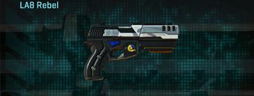 Esamir ice pistol la8 rebel