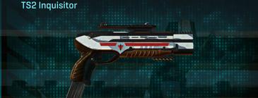 Esamir ice pistol tx3 inquisitor