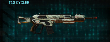 Indar dry ocean assault rifle t1s cycler
