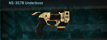 Sandy scrub pistol ns-357b underboss