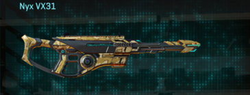 Sandy scrub scout rifle nyx vx31