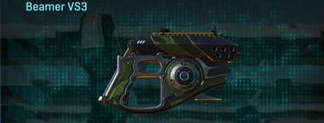 Amerish leaf pistol beamer vs3