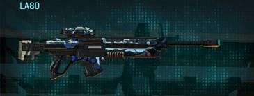 Nc alpha squad sniper rifle la80