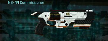 Esamir snow pistol ns-44 commissioner