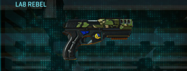 Jungle forest pistol la8 rebel