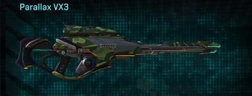 Amerish forest sniper rifle parallax vx3