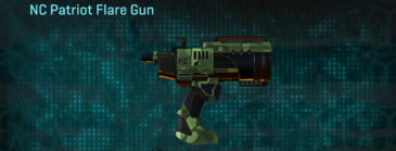 Amerish grassland pistol nc patriot flare gun