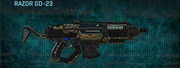 Indar highlands v1 carbine razor gd-23