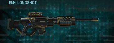 Indar highlands v1 sniper rifle em4 longshot