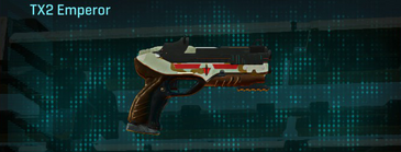 California scrub pistol tx2 emperor