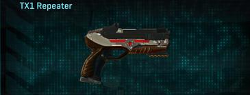 Desert scrub v2 pistol tx1 repeater