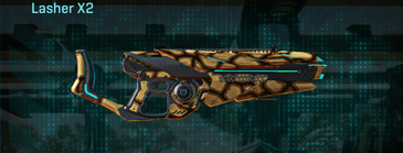 Giraffe heavy gun lasher x2