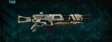 Indar dry ocean assault rifle tar