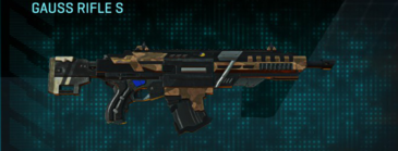 Indar plateau assault rifle gauss rifle s