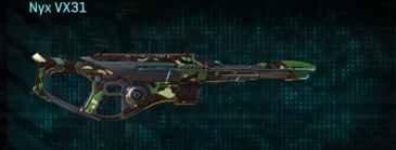 African forest scout rifle nyx vx31
