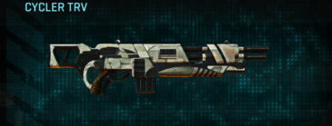 Indar dry ocean assault rifle cycler trv
