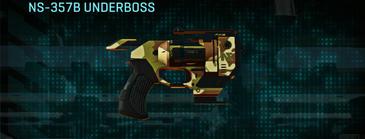 India scrub pistol ns-357b underboss