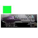 Icon weaponAttachment vs redDotSight01 triangleFramed001