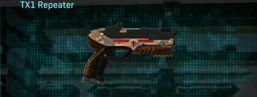 Indar canyons v1 pistol tx1 repeater