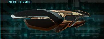 Indar scrub max nebula vm20