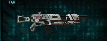 Rocky tundra assault rifle tar
