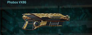 Sandy scrub shotgun phobos vx86