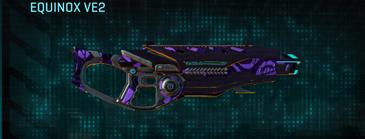 Vs alpha squad assault rifle equinox ve2