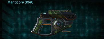 Amerish grassland pistol manticore sx40