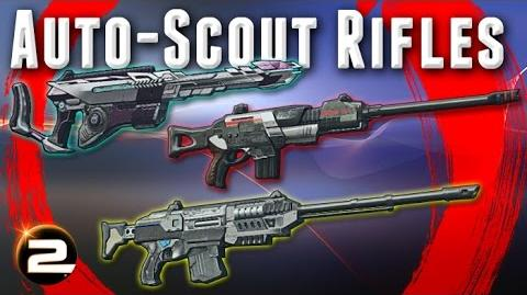 SOAS-20 (Auto-scout rifles) review by Wrel (2015.09