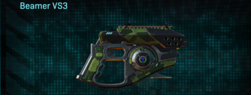 Amerish forest pistol beamer vs3