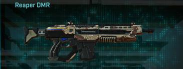 Desert scrub v2 assault rifle reaper dmr