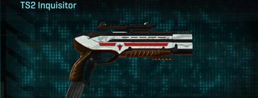 Esamir snow pistol ts2 inquisitor