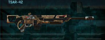 Indar plateau sniper rifle tsar-42