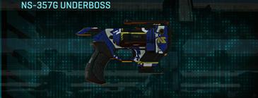 Nc patriot pistol ns-357g underboss