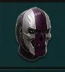 VS Light Helm BandedSkull